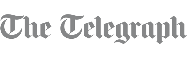 The-Telegraph-Logo-Grey